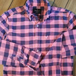 American Eagle Mens/Boys XS Shirt